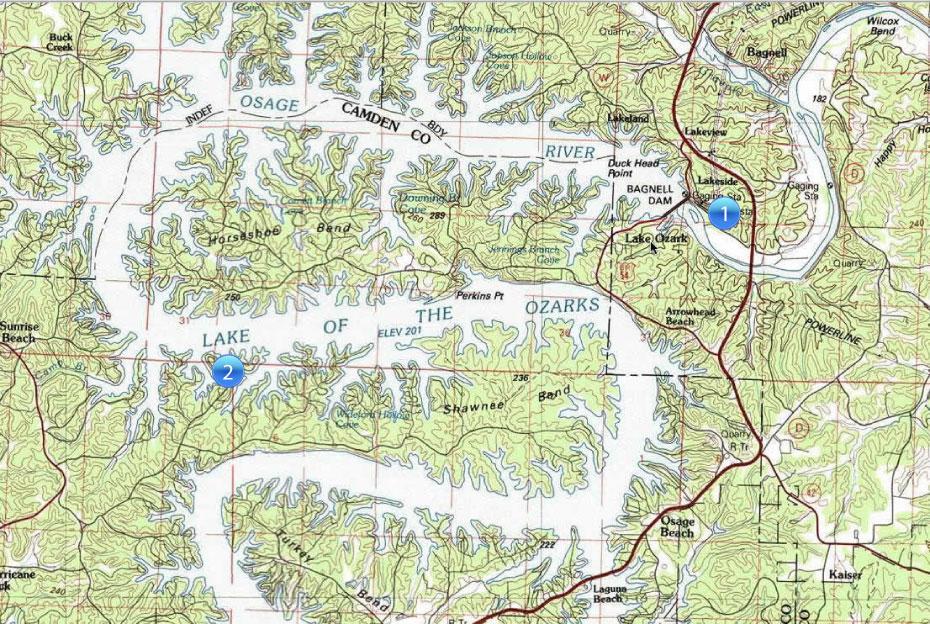 GoJimtv  Kayaking  Osage River